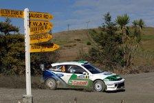 WRC - Gardemeister holte sich Platz fünf