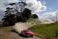 WRC - Peugeot festigt 1. Platz in der Markenwertung