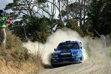 WRC - Subaru: Mission erfüllt