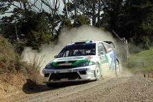 WRC - Ford und Gardemeister enttäuscht