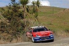 WRC - Fréquelin: Verpflichtung von Duval ein Fehler!