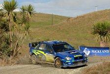 WRC - Subaru: Reifenprobleme und Hoffnung auf Regen
