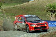 WRC - Mitsubishi sucht Top-Fahrer für 2006