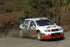 WRC - Enttäuschung bei Skoda