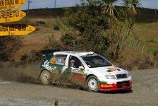WRC - Skoda: Schlechte Startpositionen wenig hilfreich