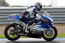MotoGP - Wieder ein WM-Zähler für Steve Jenkner