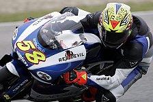 MotoGP - Jerez 125cc: Simoncelli siegt vor Kallio