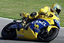 MotoGP - Freies Training MotoGP: Alex Barros bleibt weiter vorne