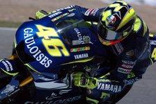 MotoGP - Jerez MotoGP: Rossi bezwingt Gibernau in letzter Kurve
