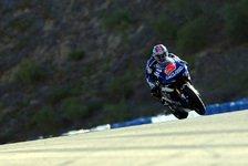 MotoGP - Jerez Test: Edwards entdeckt den Fehler