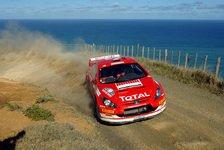 WRC - Peugeot möchte ersten Sieg einfahren