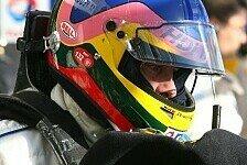 NASCAR - Villeneuve testet