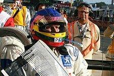 NASCAR - Stressige Zeiten für Villeneuve