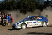 WRC - OMV World Rally Team im Doppelpack
