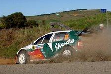 WRC - Skoda: Aufwärtstrend in Europa?