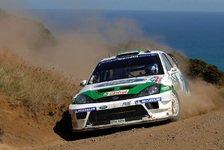 WRC - Ford: Fahrer ohne große Erfahrung