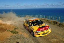 WRC - P-WRC: Pons siegt im Schlussspurt