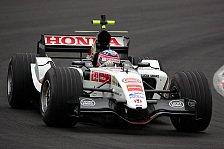 Formel 1 - Testing Time, Tag 3: B·A·R führt Paul Ricard Tests an