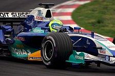 Formel 1 - Sauber reist optimistisch nach Imola