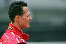 Formel 1 - Michael Schumacher: Ich habe nichts zu verlieren
