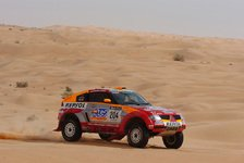 WRC - Tunesien, Etappe 8: Alphand holt seinen ersten Sieg