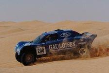 WRC - Orient Rallye, Etappe 2: Schlesser übernimmt die Führung