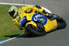 MotoGP - Estoril am Freitag: Alex Barros überragend