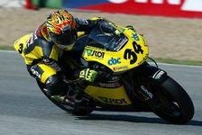 MotoGP - Rennen 250cc: Casey Stoner gewinnt für das Team LCR