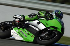 MotoGP - Peinlicher Unfall von Alex Hofmann
