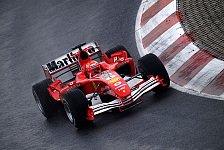 Formel 1 - Michael Schumacher: Imola ist ein Neuanfang