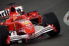 Formel 1 - Bilder: Barcelona-Testfahrten ab dem 05.04.2005