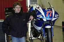 MotoGP - Steve Jenkner erlitt Mittelhandbruch