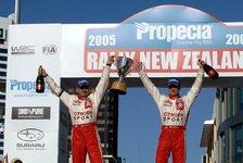 WRC - Loeb erfreut über stärkeren Xsara