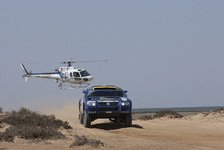WRC - VW schickt drei Race-Touareg nach Marokko