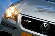 Mehr Motorsport - VW Polo Cup: René Rast feiert Hattrick mit neuem Renn-Polo