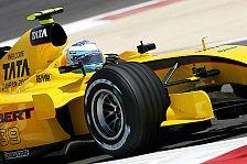 Formel 1 - Robert Doornbos: Jordan könnte bester Außenseiter werden
