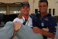 Formel 1 - David Coulthard schont unsere Ohren