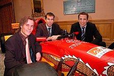 Mehr Motorsport - Arden setzt den britischen A1GP-Boliden ein