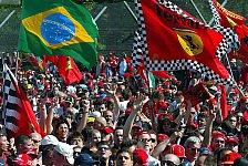 Formel 1 - Rennvorschau San Marino: Zurück in der Heimat