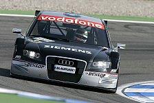 DTM - 1. Test: Allan McNish führt Audi-Quintett an