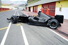 Formel 1 - Der neue Minardi-Cosworth PS05 ist da!