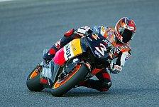 MotoGP - Max Biaggi sucht seine Siegchance