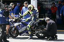 MotoGP - Warm-Up: kein Regen mehr in Estoril