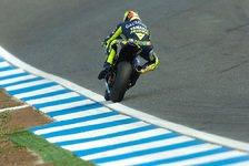 MotoGP - Yamaha mit positivem Test in Estoril