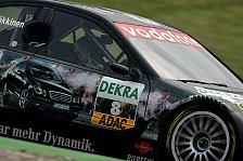 DTM - Versöhnliches Ende für Mika Häkkinen