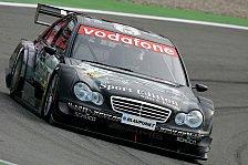 Formel 1 - DTM: Häkkinen auf dem Podium