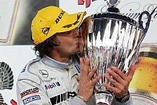 Formel 1 - Ex-F1-Piloten in der DTM: Wenn Jean Alesi die Erde küsst...