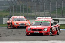 DTM - Heinz-Harald Frentzen bester Opel-Fahrer am EuroSpeedway