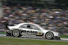 Formel 1 - Mika Häkkinen beim 2. DTM-Qualifying Dritter