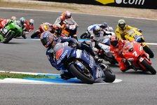 MotoGP - China GP: Große Vorfreude auf die neue Dimension